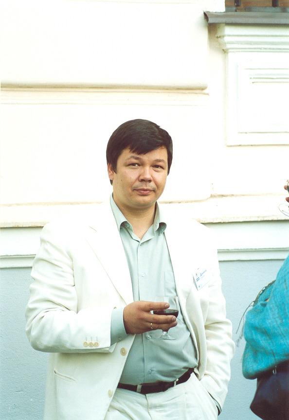 Данила Александрович Ежков
