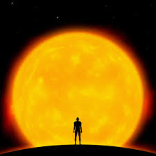 Человек Солнце-Сатурн