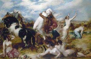 Похищение Прозерпины (Персефоны)