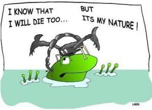 Жалящий Скорпион