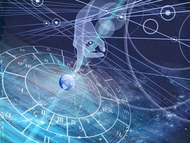 Астрология. Главные точки гороскопа