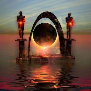 Лунные Узлы. Астрология.