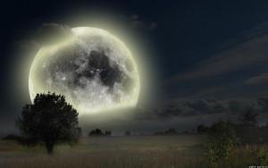 Луна. Базовые потребности в гороскопе