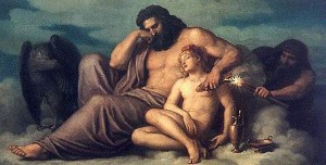 Синастрия. Астрология. Зевс и Гера.