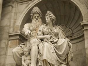 Синастрия. Астрология. Зевс и Гера