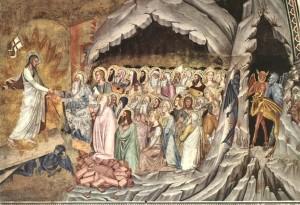 Синастрические аспекты. Плутон. Нисхождение Христа в ад