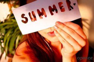 Летние каникулы 2016