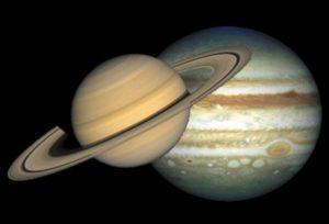 Стивен Арройо. Транзиты Юпитера к Юпитеру и Сатурну.