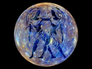Говард Саспортас. Меркурий в гороскопе. Интерпретация. Меркурий в Близнецах.