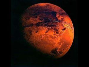 Говард Саспортас. Аспекты Марса в гороскопе