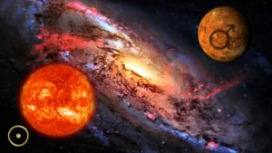 Лиз Грин. Марс и Солнце. Продолжение