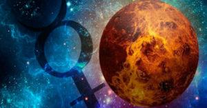 Говард Саспортас. Аспекты Марса к Урану.