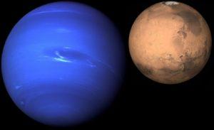 Говард Саспортас. Аспекты Марса с Нептуном.