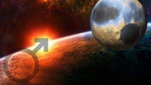 Говард Саспортас. Аспекты Марса с Плутоном.