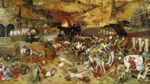 История эпидемий. Причины и следствия.